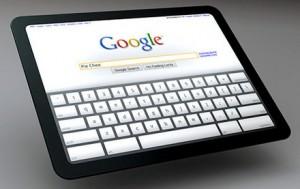 Tableta de la Google