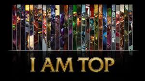 League of Legends Top